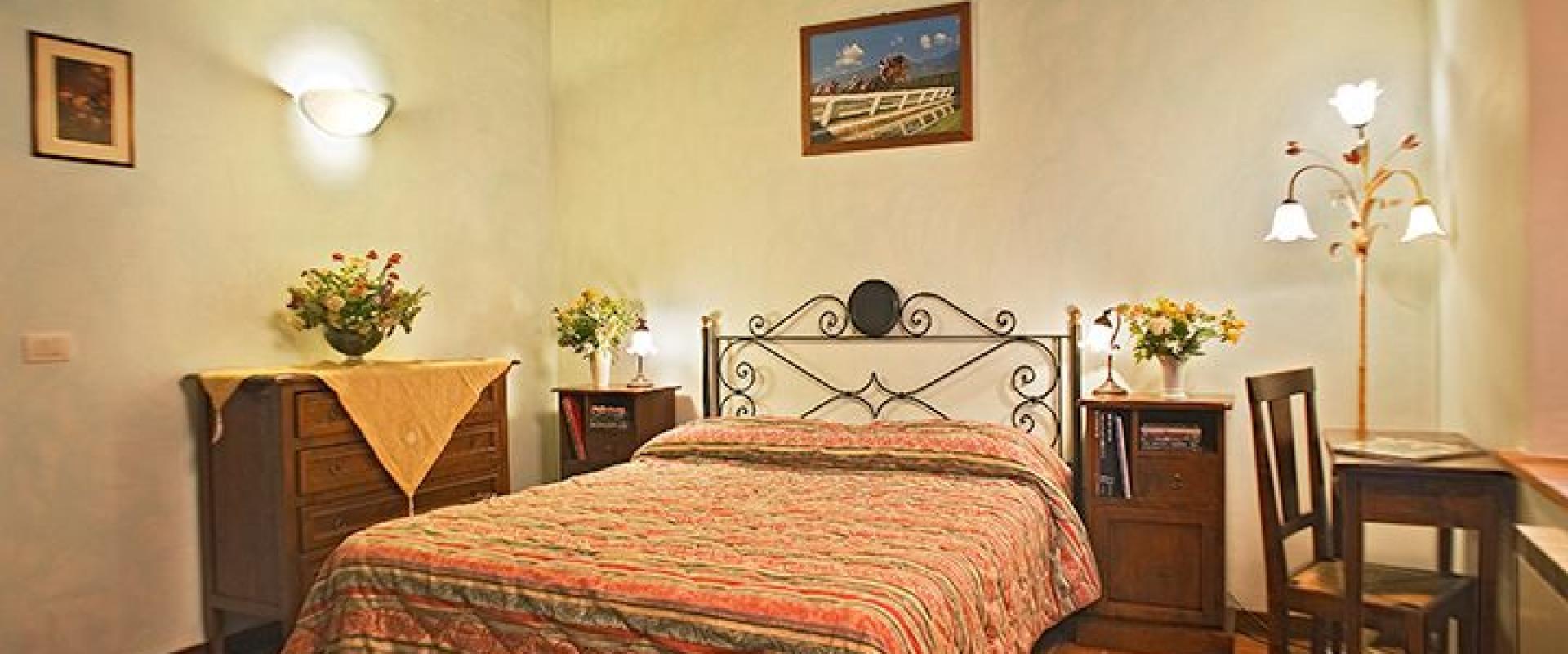 Camera Matrimoniale Agriturismo e Resort Il Poggio a Siena