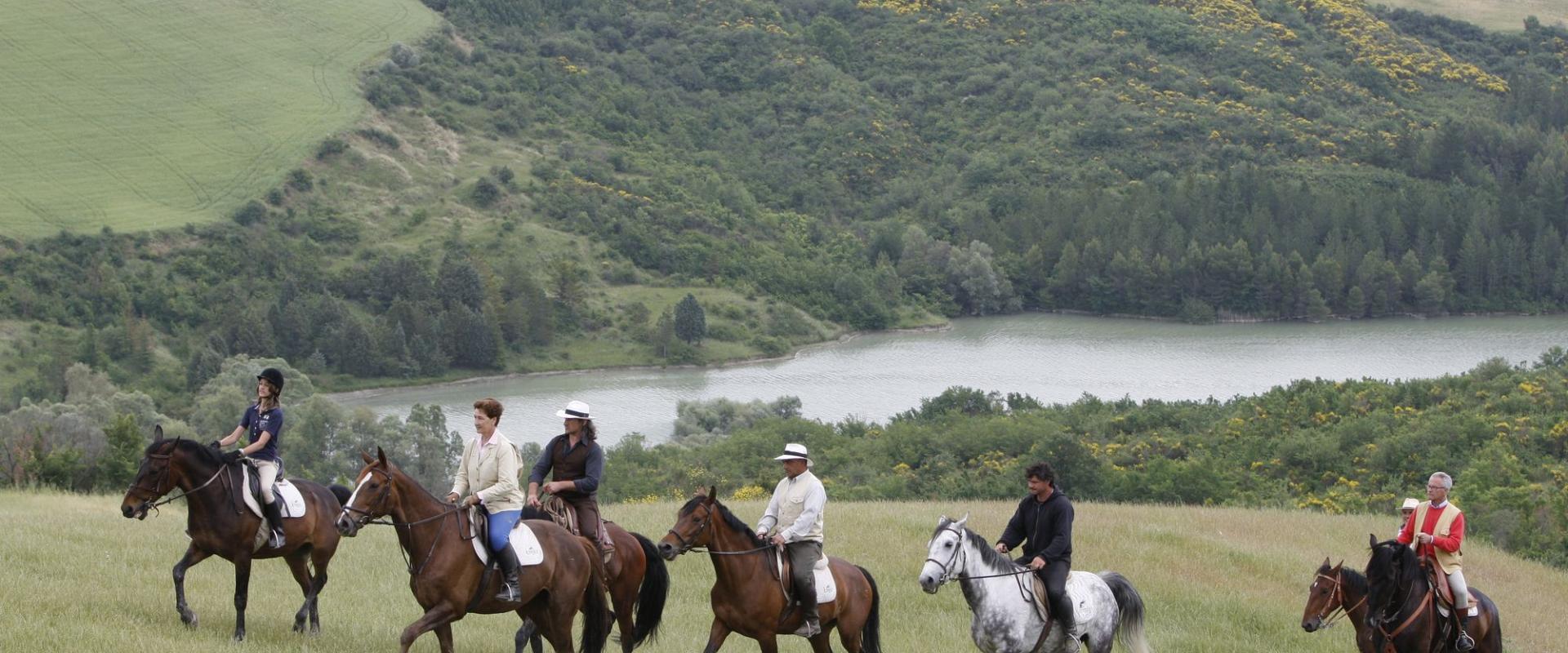 Equitazione Agriturismo e Resort Il Poggio a Siena