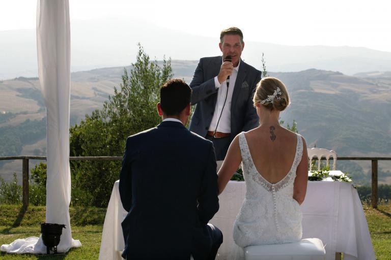 Matrimonio al Poggio - Siena