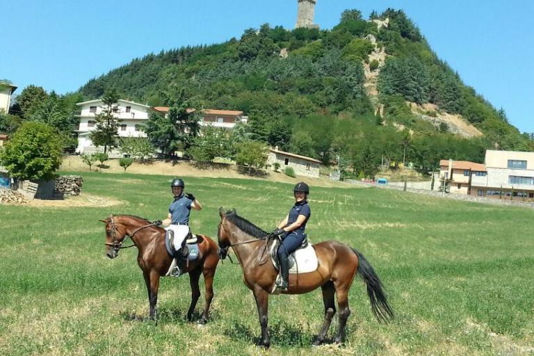 Centro equestre Il Poggio - Equitazione a Siena